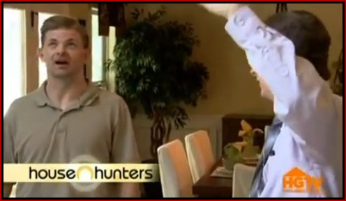 HGTV House Hunters in Greenville SC